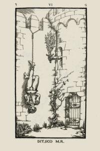 6 estamp book hanged