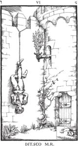 6 estamp film hanged